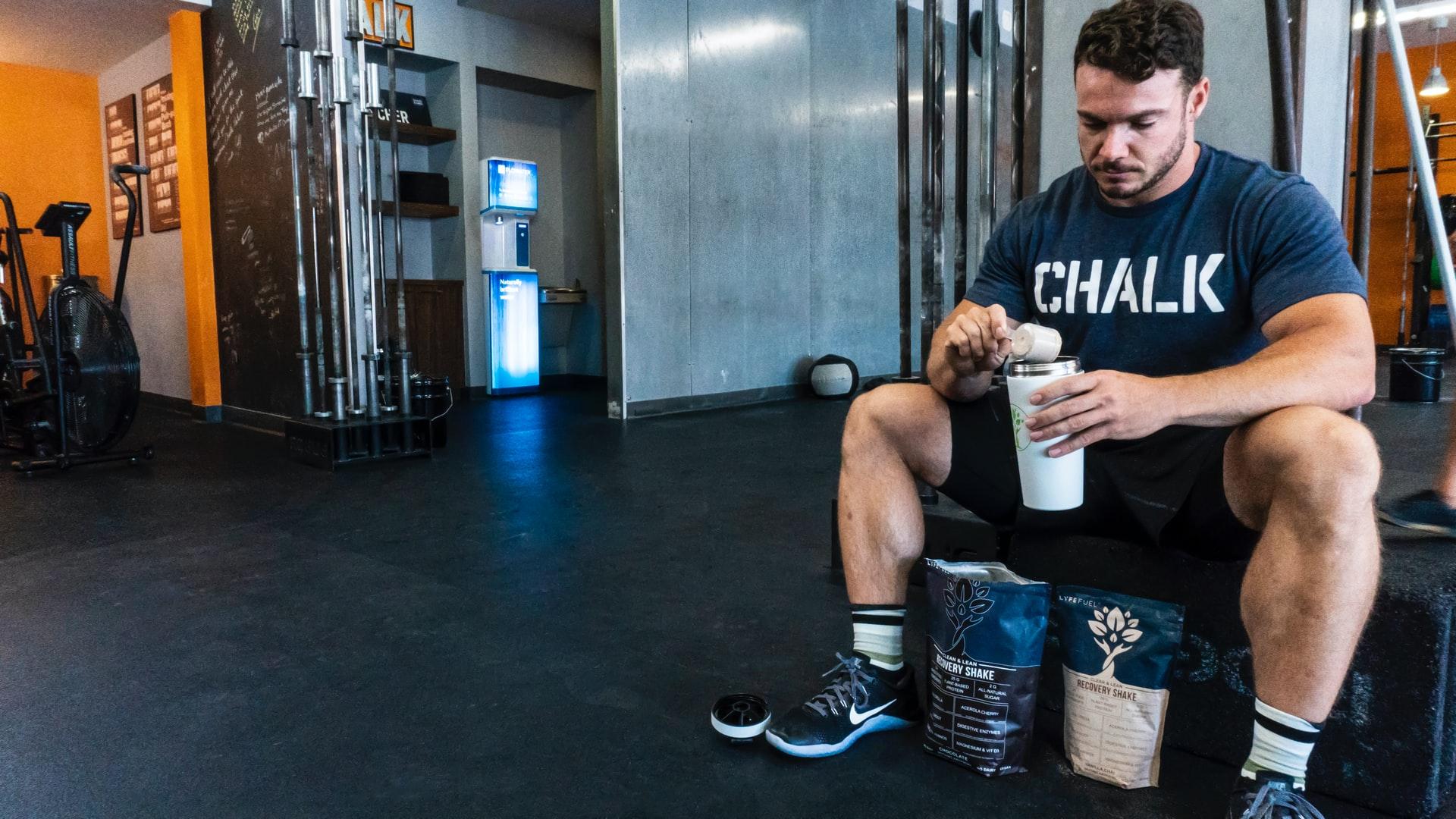 Los mejores suplementos para ganar masa muscular
